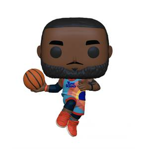 Space Jam: A New Legacy LeBron James Leaping Funko Pop! Vinyl
