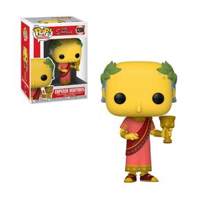 The Simpsons Emperor Montimus Funko Pop! Vinyl