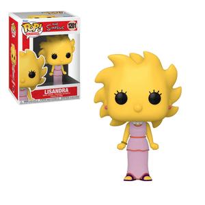 The Simpsons Lisandra Lisa Funko Pop! Vinyl
