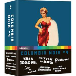 Columbia Noir #4 - Limited Edition