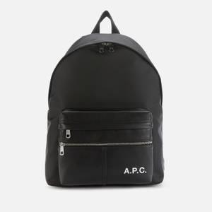A.P.C. Men's Camden Backpack - Black
