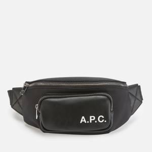 A.P.C. Men's Camden Bumbag - Black