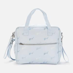 KENZO Newborn Changing Bag - Pale Blue - One Size