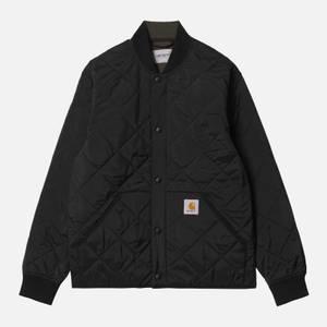 Carhartt WIP Men's Barrow Liner Ripstop Jacket - Black/Cypress