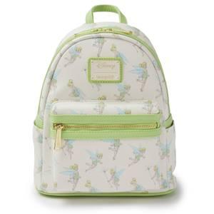 Loungefly Disney Tinkerbell AOP Mini Backpack - VeryNeko Exclusive