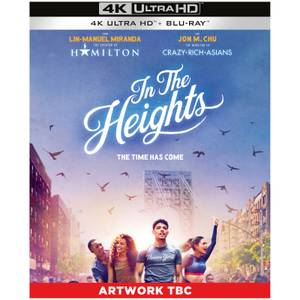 In The Heights - 4K Ultra HD (Includes Blu-ray)