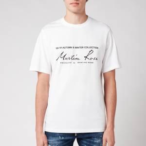 Martine Rose Men's Classic T-Shirt - White