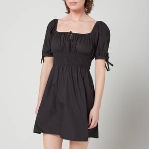 Faithfull The Brand Women's Kanika Mini Dress - Plain Black