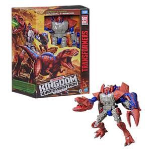 Hasbro Transformers Generations War for Cybertron: Kingdom Leader WFC-K37 Maximal T-Wrecks