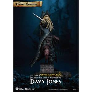 Beast Kingdom Pirates of the Caribbean: At World's End Master Craft Statue - Davy Jones