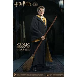 Star Ace Harry Potter My Favourite Movie 1/6 Scale Collectible Action Figure - Cedric Diggory (Deluxe Ver.)