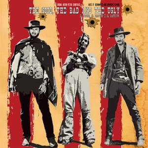 The Good, The Bad And The Ugly (Original Motion Picture Soundtrack) LP (Clear)
