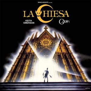 La chiesa (Original Soundtrack) LP (Clear)