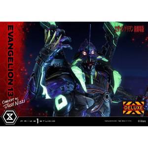 Prime 1 Studio Evangelion: 3.0 Ultimate Diorama Masterline Statue (Concept By Josh Nizzi) - Unit 13 (Deluxe Version)