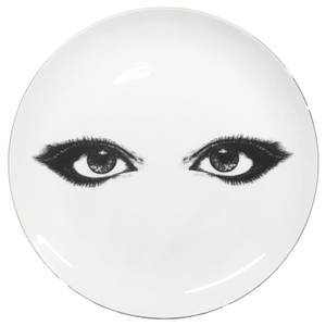 Rory Dobner Decorative Perfect Plate - Looking At You