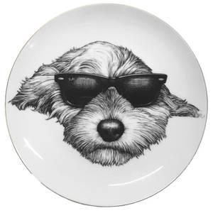 Rory Dobner Decorative Perfect Plate - Sidney The Cockapoo - Medium