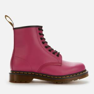 Dr. Martens Women's 1460 Smooth Leather 8-Eye Boots - Fuchsia