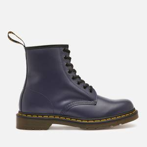 Dr. Martens Women's 1460 Smooth Leather 8-Eye Boots - Indigo