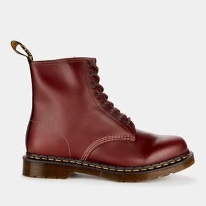 Dr. Martens Men's 1460 Waterproof Leather 8-Eye Boots - Brown