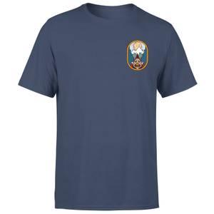 Mr. Potato Head Escape To Nature Men's T-Shirt - Navy