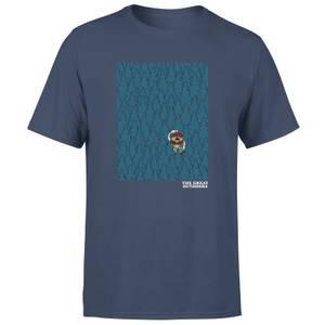 Mr. Potato Head The Great Outdoors Men's T-Shirt - Navy