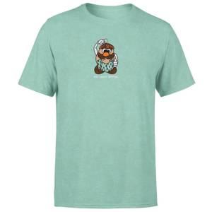 Mr. Potato Head Never Lost Men's T-Shirt - Mint Acid Wash