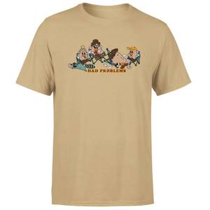 Mr. Potato Head Dad Problems Men's T-Shirt - Tan