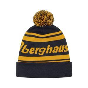 Men's Berghaus Beanie - Blue / Brown
