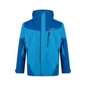 Men's Arran Waterproof Jacket - Blue / Dark Blue