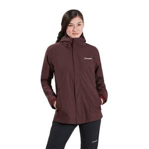 Women's Elara 3 in 1 Waterproof Jacket - Brown