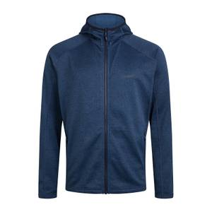 Men's Spitzer Hooded Interactive Fleece - Blue / Purple