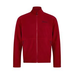 Men's Prism Micro Polartec InterActive Fleece - Red