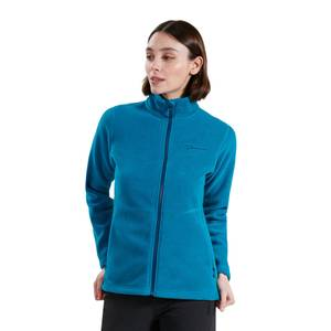 Women's Prism Polartec InterActive Fleece Jacket - Blue