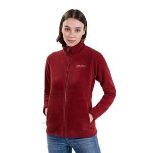 Women's Prism Polartec InterActive Fleece Jacket - Red