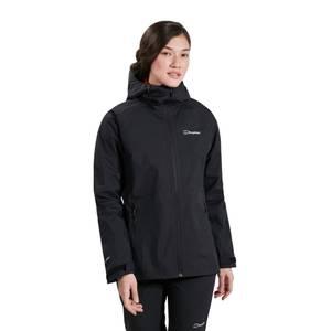 Women's Deluge Pro Waterproof Jacket - Black