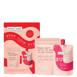 Frank Body Buff Love Kit