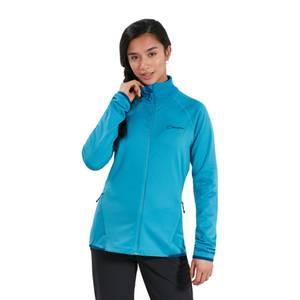Women's Kaylum Fleece Jacket - Light Blue