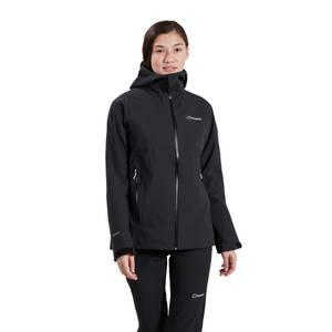 Women's Mehan Vented Waterproof Jacket - Black