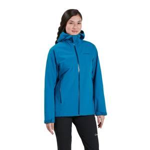 Women's Mehan Vented Waterproof Jacket - Blue