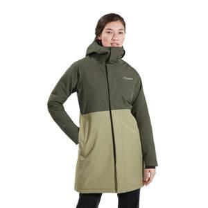 Women's Hinderwick Waterproof Jacket - Green