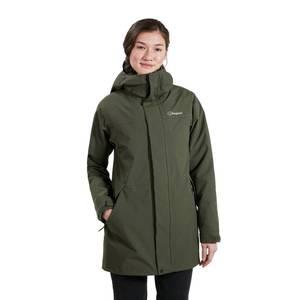 Women's Monic 3 in 1 Jacket - Green