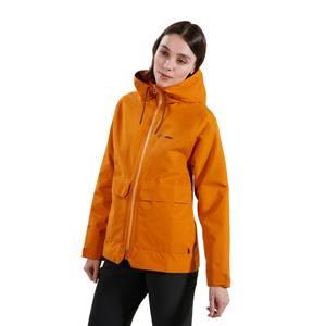 Women's Highraise Waterproof Jacket - Yellow