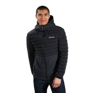 Men's Affine Insulated Jacket - Black