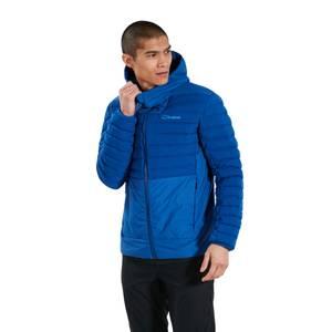Men's Affine Insulated Jacket - Blue
