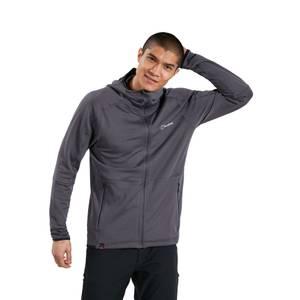 Men's Vanth Hooded Fleece - Grey