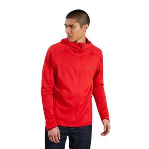 Men's Vanth Hooded Fleece - Red