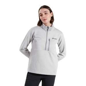 Women's Fadley Half Zip Fleece - Grey