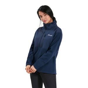 Women's Fadley Half Zip Fleece - Blue
