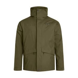 Men's Intergar 4 in 1 Jacket- Green
