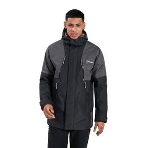 Men's Arbonetic Waterproof Jacket - Black